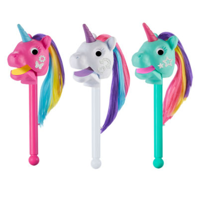Educational Insights Rainbow Prancers™ Puppet-on-a-Stick™ Counter Display of 9