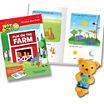 Educational Insights Hot Dots® Tots Animals Interactive Board Book Set with Elliott Pen