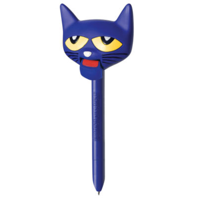 Educational Insights Pete the Cat® Puppet-on-a-Pen™ Counter Display of 12