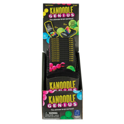 Educational Insights Kanoodle® Genius Counter Display of 12