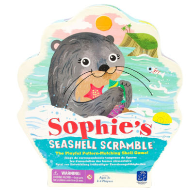 Educational Insights Sophie's Seashell Scramble™Game