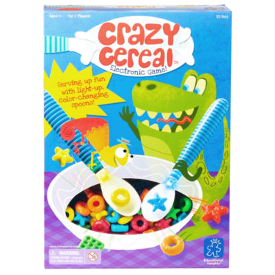 Educational Insights Crazy Cereal™ Electronic Game
