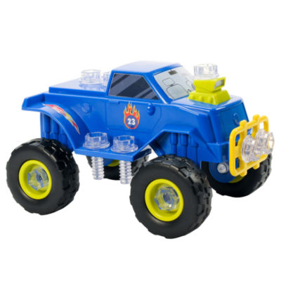 Educational Insights Design & Drill® Power Play Vehicles™ — Monster Truck