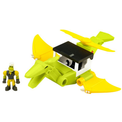 Educational Insights Dino Construction Company™Rescue Crew  —  Cyclone the Pteranodon Helicopter