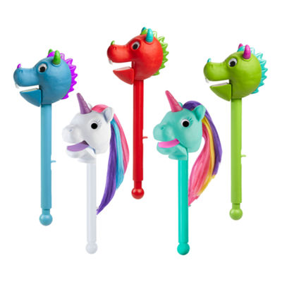 Educational Insights Rainbow Prancers™ and Dragons Puppet-on-a-Stick™ POP