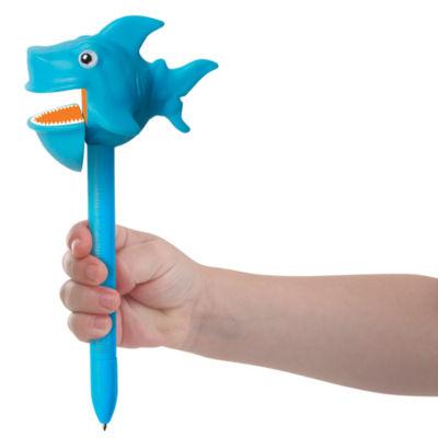 Educational Insights The Sea Squad™ Puppet-on-a-Pen™ Chomper — Shark Replenishment (6 units)