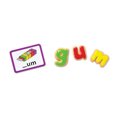 Learning Resources Goodie Games™ ABC Cookies