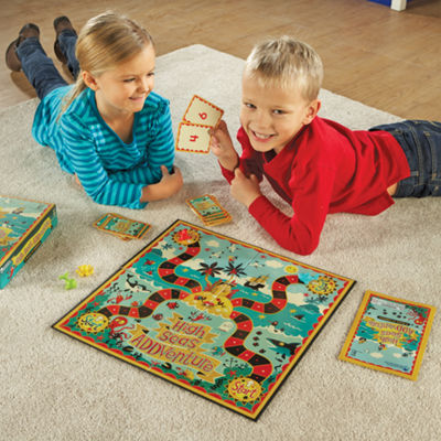 Learning Resources High Seas ADDventure™–A Game of Addition