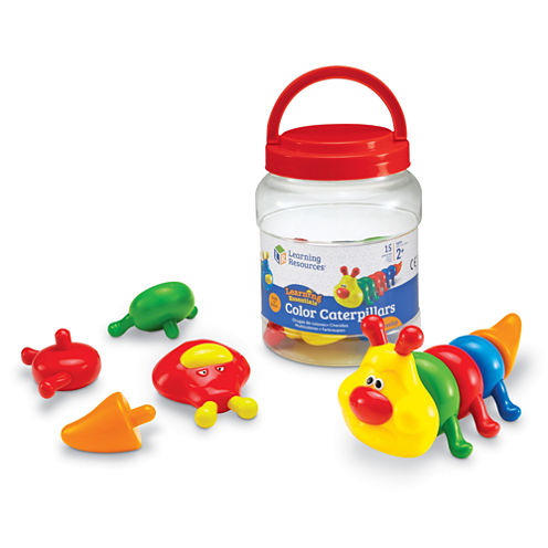 Learning Resources Snap-n-Learn™ Color Caterpillars
