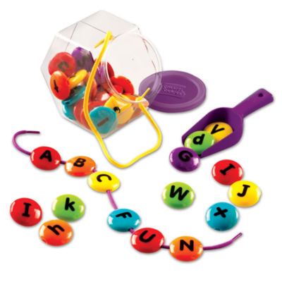 Learning Resources Smart Snacks® ABC Lacing Sweets™