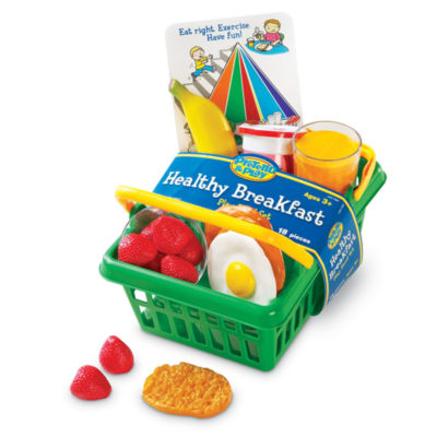 Learning Resources Pretend & Play® Healthy Breakfast Set
