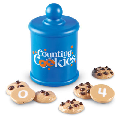 Learning Resources Smart Snacks® Counting Cookies™