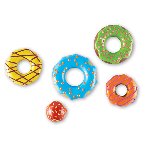 Learning Resources Smart Snacks® Stack 'em Up Doughnuts™