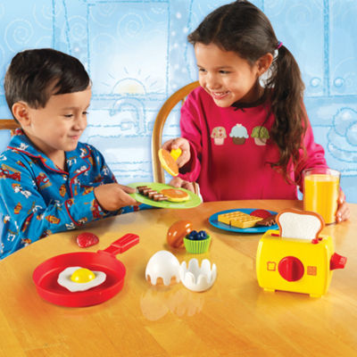 Learning Resources Pretend & Play® Rise & Shine Breakfast