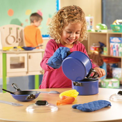 Learning Resources Pretend & Play® Pro Chef Set