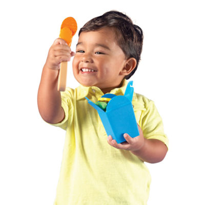 Learning Resources New Sprouts® Stir Fry Set