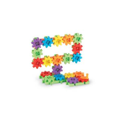 Learning Resources Gears! Gears! Gears!® 60-PieceStarter Building Set