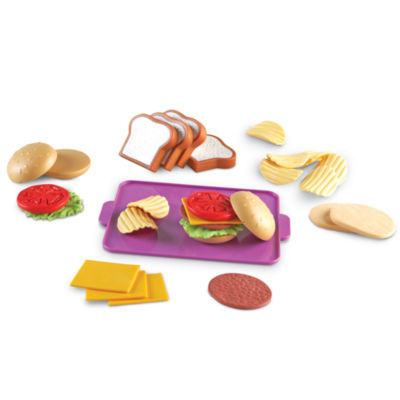 Learning Resources New Sprouts® Super Sandwich Set