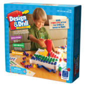Educational Insights Design Drill Power Tool Workshop Jcpenney