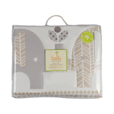 Lolli Living Naturi 4-pc. Crib Bedding Set