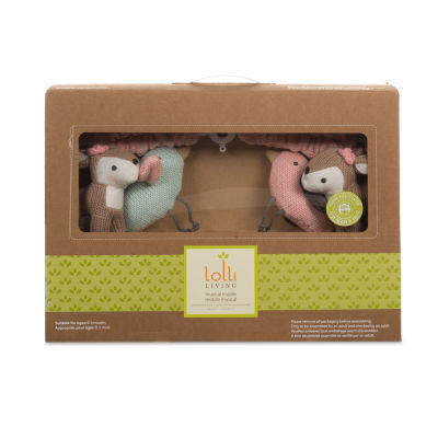 Lolli Living Sparrow Musical Mobile