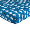 Living Textiles Mod Crib Sheet