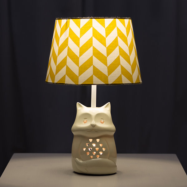 Lolli Living Fox Lamp Base and Shade