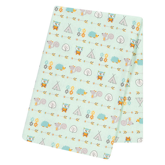 Trend Lab Southwest Adventure 1 Pair Swaddle Blanket