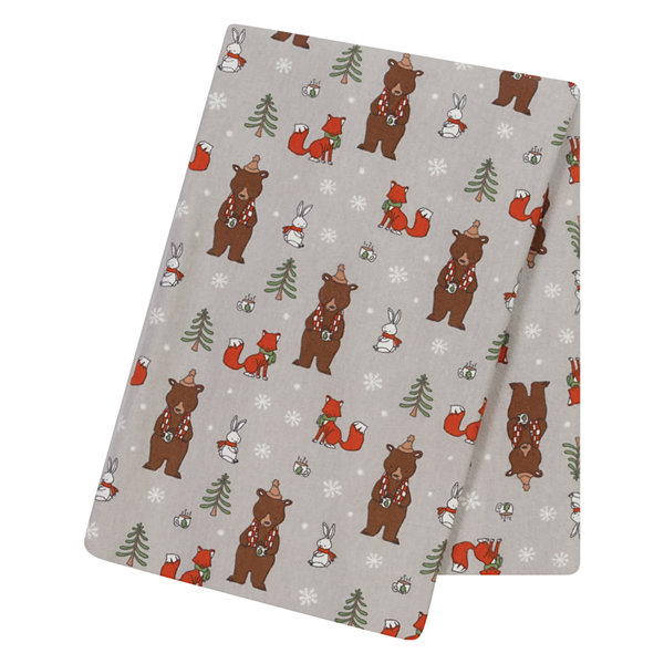 Trend Lab Cup Of Cocoa 1 Pair Swaddle Blanket