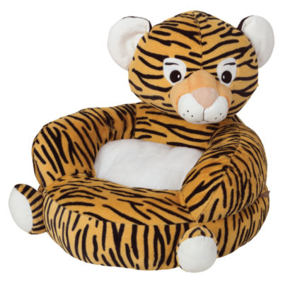 Trend Lab Plush Tiger Character Kids Chair