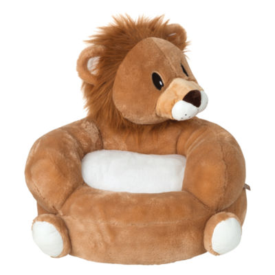 Trend Lab Plush Lion Character Kids Chair