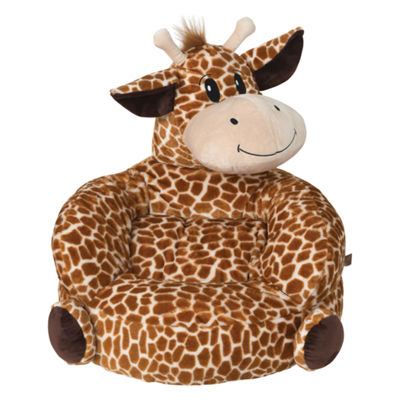 Trend Lab Plush Giraffe Character Kids Chair