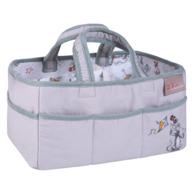 Trend Lab Dr. Seuss Classic Cat In The Hat Diaper Caddy