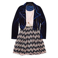girls plus size clothing & plus size girls clothing - jcpenney