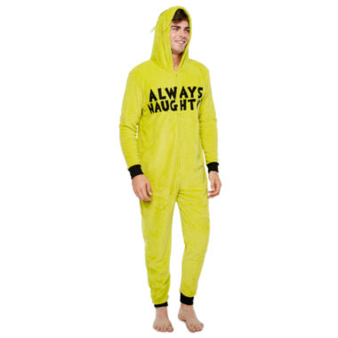 Grinch Union Suit - Men's