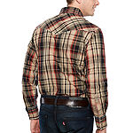 Ely Cattleman Plaid Snap