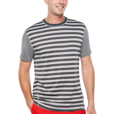 Msx By Michael Strahan Premium Jersey Short Sleeve Crew Neck T-Shirt