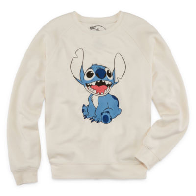 Stitch Soft Sweatshirt-Juniors