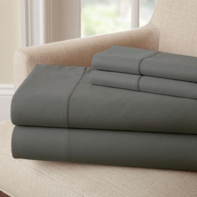 Pacific Coast Textiles Symphony Collection 1500tc Sateen Wrinkle Resistant Sheet Set