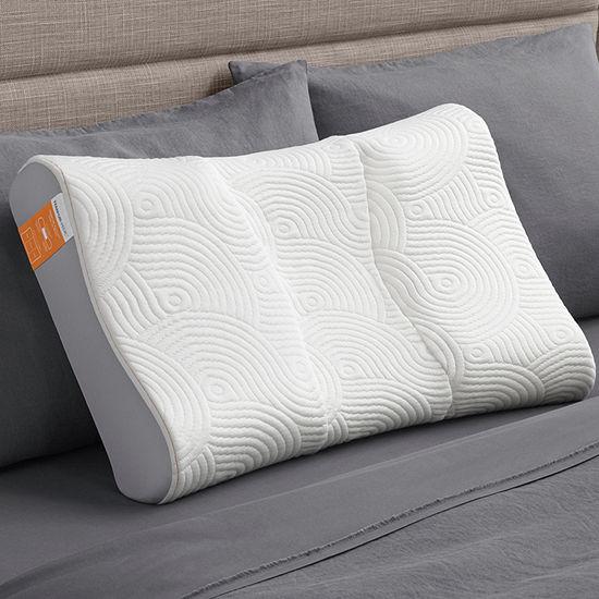 Tempur-Pedic Contour Side-To-Back Memory Foam Pillow