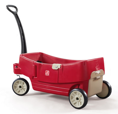 Step2 All Around Wagon Ride-On