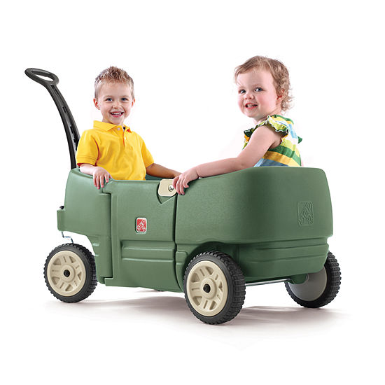 Step2 Wagon for Two Plus Ride-On