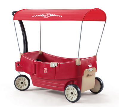 Step2 All Around Canopy Wagon Ride-On