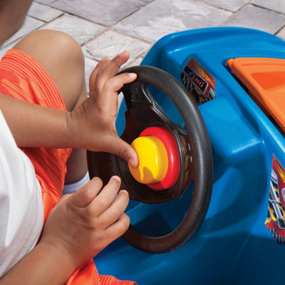 Step2 Hot Wheels Push Around Racer Ride-On