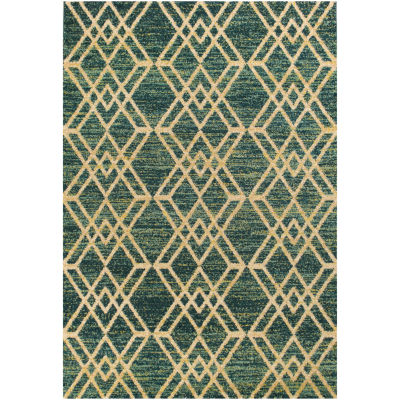 United Weavers Genesis Collection Hearthstone Rectangular Rug
