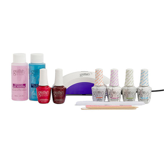 Gelish Complete Essential Kit For A Perfect Gelish Manicure. Manicure Kit