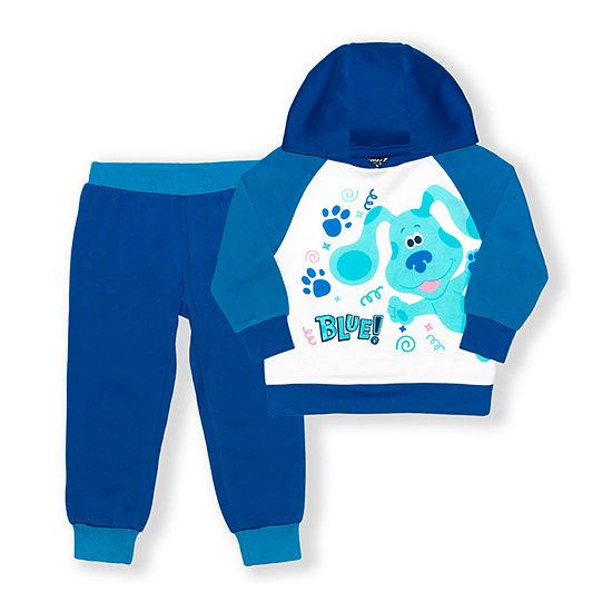 Nickelodeon Toddler Boys Blue's Clues 2-pc. Pant Set