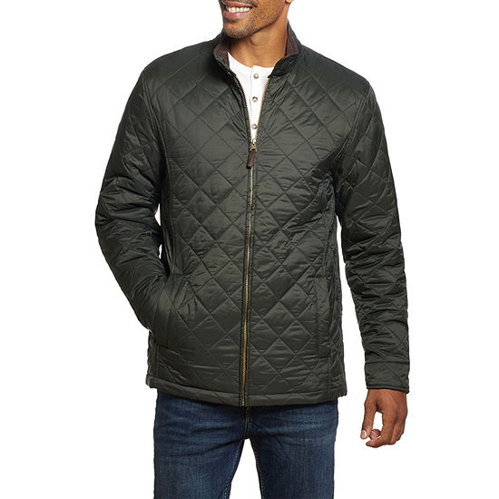 American Threads Lightweight Quilted Jacket