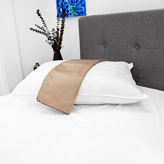 Sensorpedic Nightspa Cupron Case And Soft Density Pillow Bundle