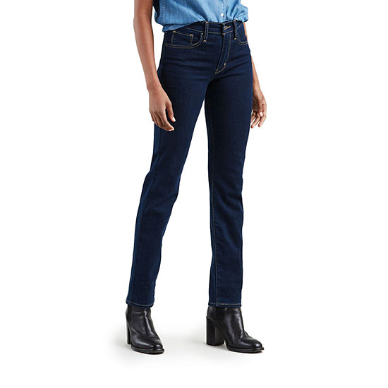 Levi's® Water<Less™ Womens 724™ High Rise Straight Jeans